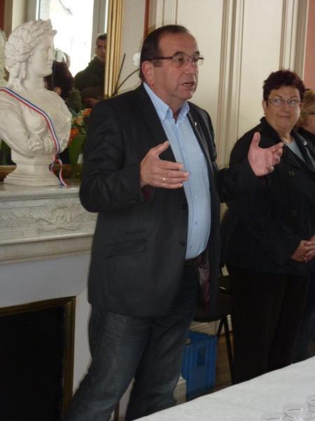 Mr le Maire de Bavay
